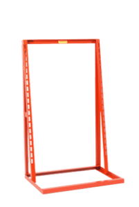 single ver t storage rack